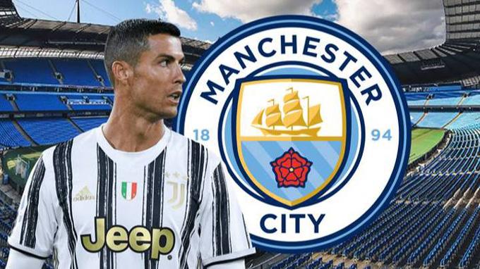 Ronaldo sẽ là phương án dự phòng của Man City nếu không mua được Kane