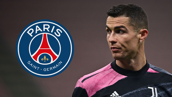 PSG có thể chiêu mộ Ronaldo nếu Mbappe ra đi