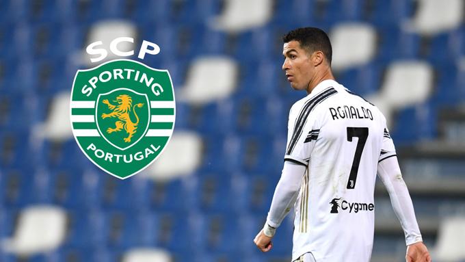 Ronaldo có thể quay lại CLB cũ Sporting nhưng bây giờ là hơi sớm