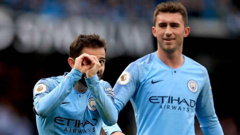 Bernardo Silva và Laporte được phép rời Man City