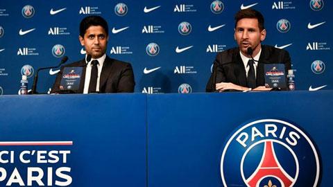 UEFA dự định thay đổi luật Công bằng tài chính: PSG và Man City lâm nguy