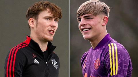 4 tài năng trẻ sáng giá xếp hàng để rời Man United