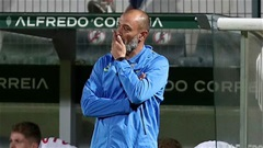 HLV Santo nói gì về thất bại sốc của Tottenham?