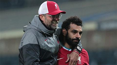 HLV Klopp hé lộ tương lai của Salah ở Liverpool