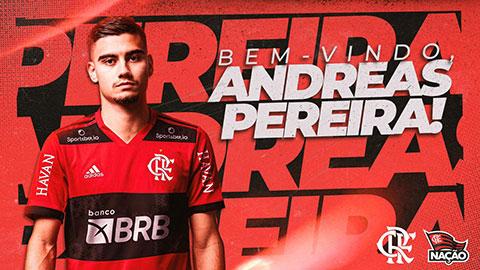 Pereira đã có nhà mới