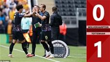 Wolverhampton vs Tottenham: 0-1 (Vòng 2 Ngoại hạng Anh 2021/22)