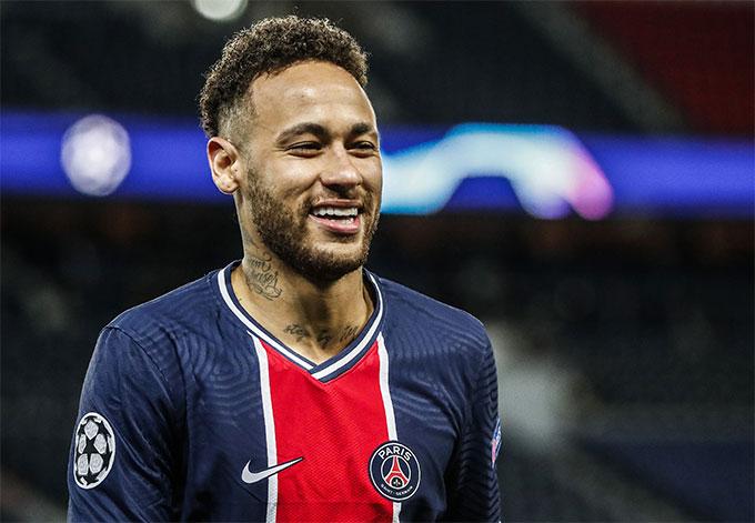 Neymar vẫn đang là cầu thủ đắt giá nhất thế giớ