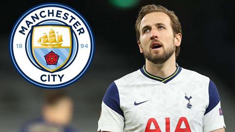Man City đưa ra đề nghị cuối cho Kane