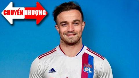 Tin chuyển nhượng 23/8: Lyon chiêu mộ thành công Shaqiri