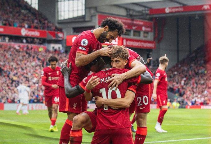 Liverpool đang có sự khởi đầu hoản hảo