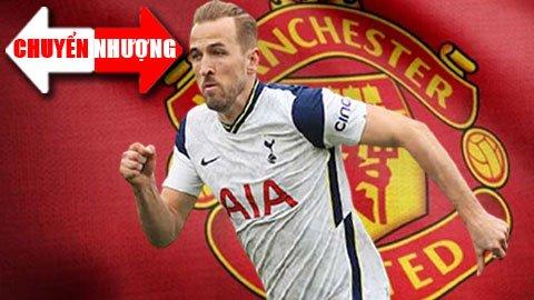Tin chuyển nhượng 24/8: Man United hy sinh 4 cái tên để đón Kane (chờ ảnh)