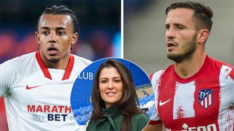 Chelsea đạt thỏa thuận với Kounde, nhắm thêm Saul