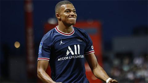 PSG đòi 200 triệu euro cho Mbappe