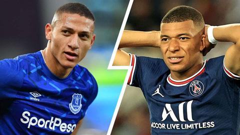 PSG nhắm sẵn mục tiêu thay Mbappe, không phải Ronaldo