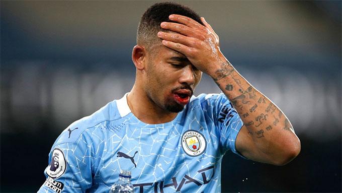 Man City không định dùng Jesus để đổi lấy Ronaldo