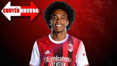 Tin chuyển nhượng 26/8: Arsenal sẵn sàng cho không Milan tiền vệ Willian