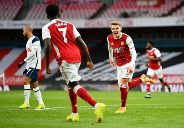 Sự xuất hiện của Odergaard được kỳ vọng sẽ giúp hàng công Arsenal tăng thêm sức sáng tạo
