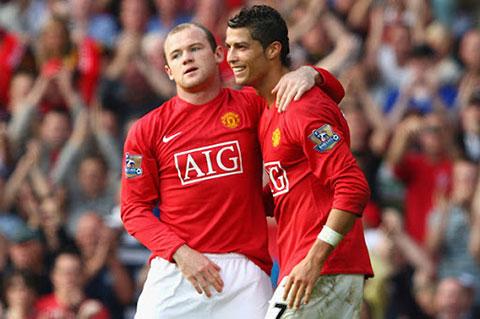 Rooney không tin Ronaldo sẽ gia nhập Man City