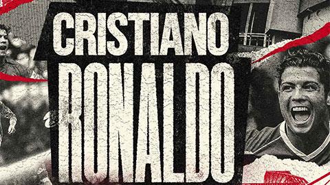 MU chính thức xác nhận chiêu mộ thành công Ronaldo