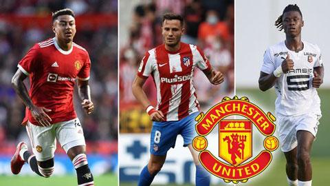 Man United phải bán Lingard nếu muốn mua Camavinga hoặc Saul