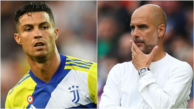 Ronaldo là phương án chữa cháy nhưng rất có thể mang lại nhiều lợi ích cho Man City hơn người ta tưởng