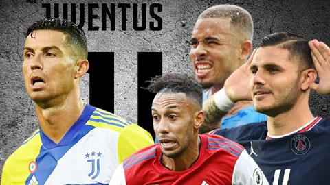 Juventus chọn ai nếu Ronaldo gia nhập Man City?