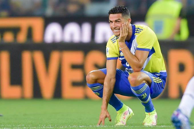 Ronaldo sẽ còn cùng Juventus tranh tài ở Champions League 2021/22?