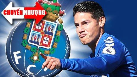 Tin chuyển nhượng 28/8: James Rodriguez bị Everton dùng làm mồi nhử Luis Diaz
