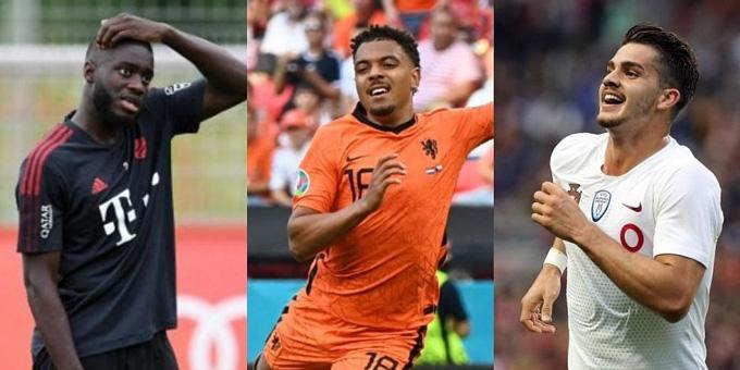 Upamecano, Malen và Andre Silva là những thương vụ đáng chú ý nhất tại Bundesliga