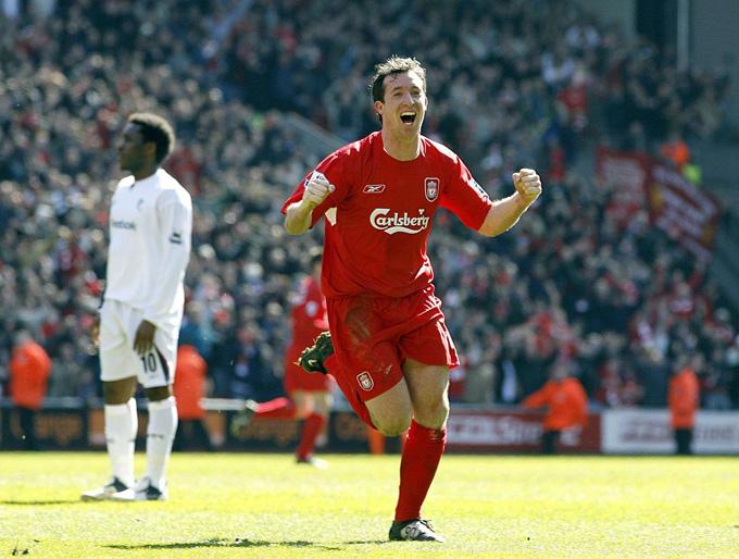 Fowler quay lại Liverpool khi đã sa sút đi rất nhiều
