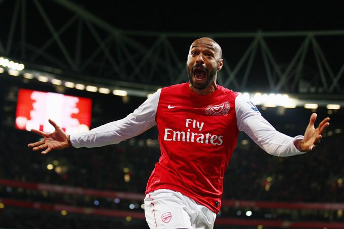 Henry có 2 tháng trở lại Arsenal
