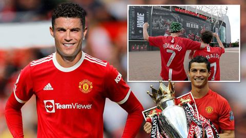 Man United ấn định ngày Ronaldo ra mắt