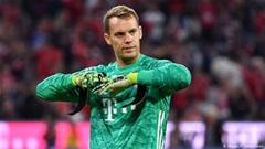 Vượt Oliver Kahn, Manuel Neuer lập kỷ lục sạch lưới