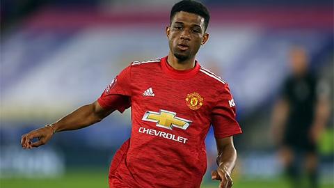 Amad Diallo có thể lỡ 'chuyến tàu' rời Man United
