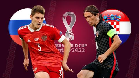 Nhận định bóng đá Nga vs Croatia, 01h45 ngày 2/9