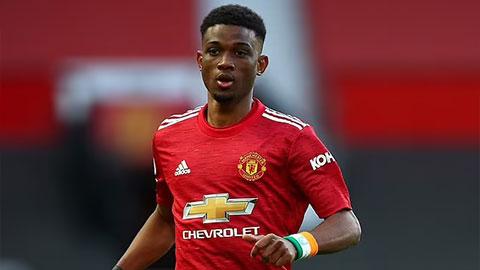 Man United nói rõ lý do Diallo không thể sang Feyenoord