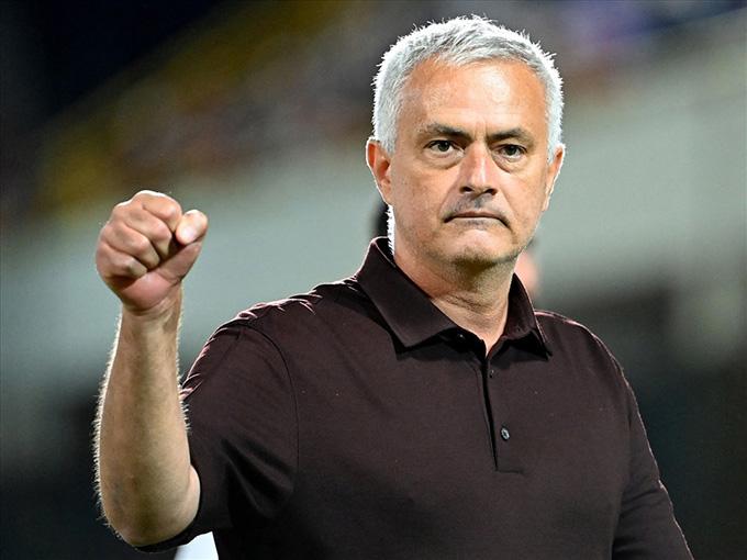 Mourinho muốn làm nên chuyện ở Roma