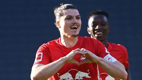 Bayern chiêu mộ thành công Sabitzer