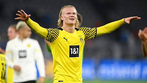 Dortmund quyết giữ Haaland kể cả PSG hỏi mua 200 triệu euro
