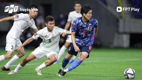 Đội tuyển Nhật Bản được đánh giá cao nhất ở bảng B - Nguồn ảnh: AFC.