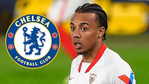 Chelsea không còn cơ hội chiêu mộ Kounde