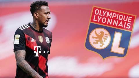 Jerome Boateng đồng ý gia nhập Lyon