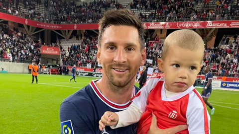 Messi giúp Ligue 1 lập kỷ lục về số người xem ở Tây Ban Nha