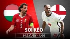 TỶ LỆ và dự đoán kết quả Hungary vs Anh