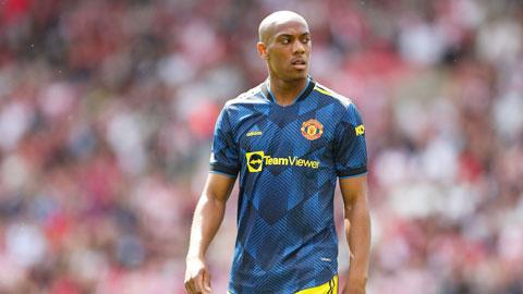 Martial từ chối Lyon, quyết bám trụ ở MU