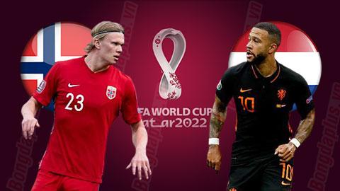 Nhận định bóng đá Na Uy vs Hà Lan, 01h45 ngày 2/9: Hiệu ứng Van Gaal