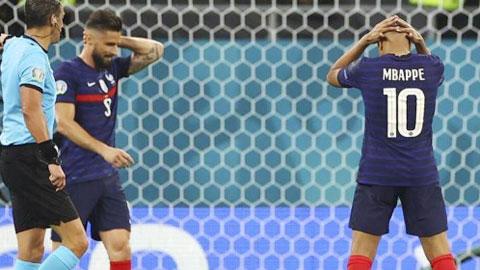 Trận cầu vàng: ĐT Pháp và ĐT Hà Lan thua kèo châu Á