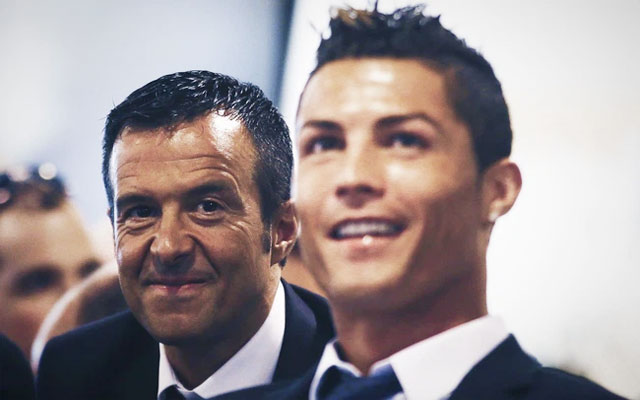 Mendes luôn đáp ứng những yêu cầu mà thân chủ Ronaldo muốn