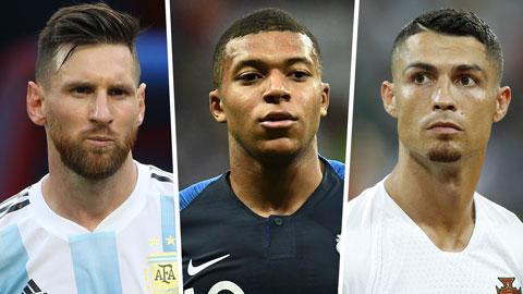 PSG đề nghị lương cao hơn Messi và Ronaldo nhưng Mbappe vẫn từ chối