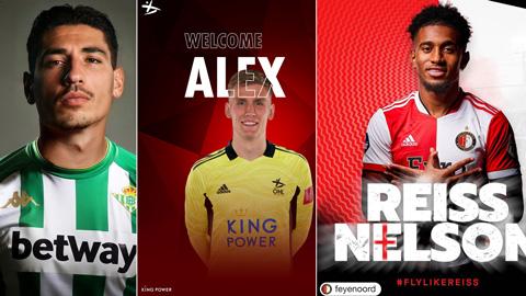 Arsenal đẩy đi thành công 3 cầu thủ trong ngày cuối TTCN Hè 2021